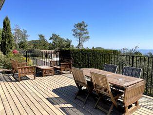 Annonce vente Maison avec terrasse banne