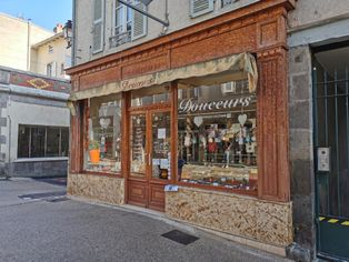 Annonce location Local commercial avec terrasse aurillac