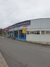 Annonce location Local commercial avec bureau creysse