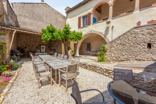 Annonce vente Maison avec terrasse barjac