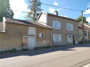 Annonce vente Maison avec garage andelot-blancheville