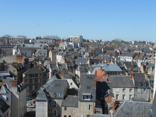 Annonce vente Appartement avec parking nevers