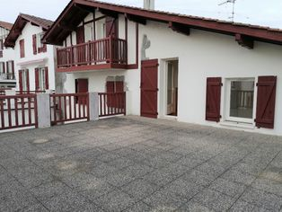 Annonce location Appartement avec terrasse cambo-les-bains