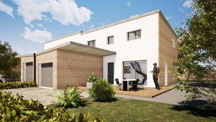 Annonce vente Maison avec garage la bouëxière