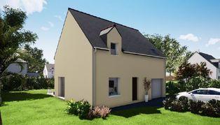 Annonce vente Maison plein sud saint-uniac