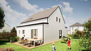 Annonce vente Maison avec garage louvigné-de-bais