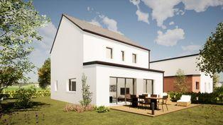 Annonce vente Maison avec garage la chapelle-erbrée