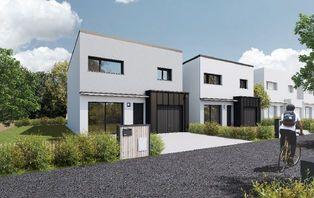 Annonce vente Maison avec garage saint-aubin-des-landes
