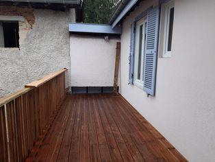 Annonce location Appartement avec terrasse châtillon-sur-chalaronne
