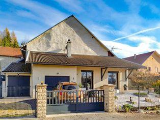 Annonce vente Maison avec garage champagne-en-valromey