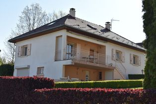 Annonce vente Maison avec garage l'isle-sur-le-doubs