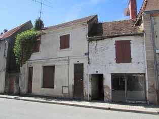 Annonce vente Maison à rénover toulon-sur-arroux