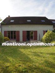 Annonce vente Maison avec garage moussy-le-neuf