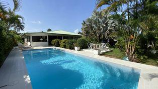 Annonce vente Maison avec piscine cayenne