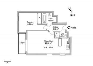 Annonce location Appartement avec parking savigny-le-temple