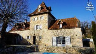 Annonce vente Maison avec piscine saint-simon