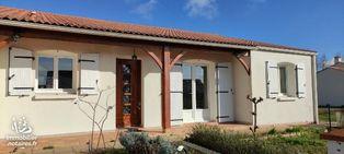 Annonce vente Maison avec garage l'aiguillon-sur-mer