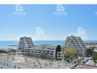 Annonce vente Appartement avec terrasse la grande-motte