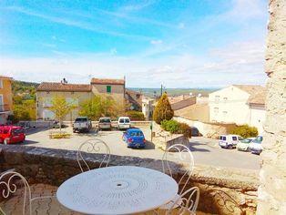 Annonce vente Maison avec terrasse montmeyan
