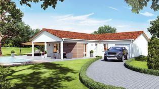 Annonce vente Maison avec garage le fousseret