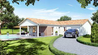 Annonce vente Maison avec garage saint-élix-le-château