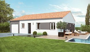 Annonce vente Maison avec garage les pujols
