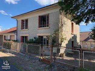 Annonce vente Maison avec garage sainte-menehould