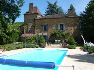 Annonce vente Maison avec piscine puy-l'évêque