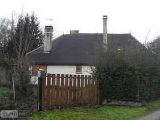 Annonce vente Maison avec garage chamoy