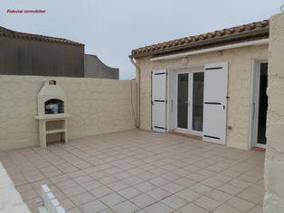 Annonce location Appartement avec terrasse marseillan