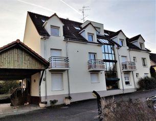 Annonce vente Appartement avec terrasse hégenheim