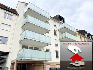 Annonce vente Appartement avec parking haguenau