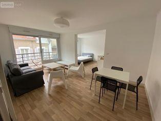 Annonce location Appartement avec bureau reims