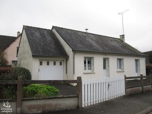 Annonce vente Maison avec garage saint-pierre-la-cour