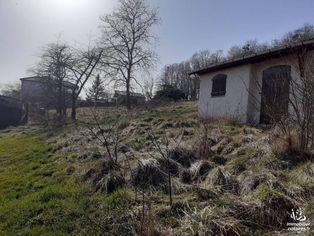 Annonce vente Terrain au calme rosières-aux-salines