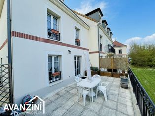 Annonce vente Appartement avec terrasse bailly-romainvilliers