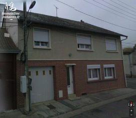 Annonce vente Maison avec terrasse auxi-le-château