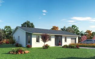 Annonce vente Maison avec garage curtafond