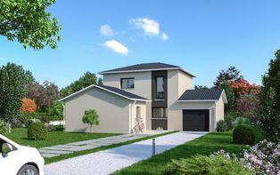 Annonce vente Maison avec garage béréziat