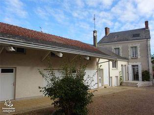 Annonce vente Maison avec terrasse la ville-aux-clercs