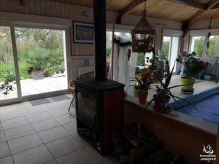 Annonce vente Maison avec piscine la capelle les boulogne