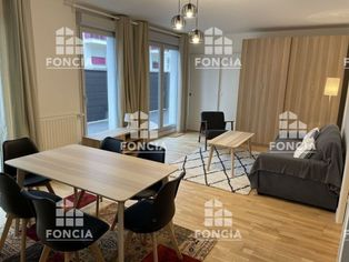 Annonce location Appartement lumineux romainville