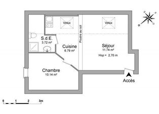 Annonce location Appartement au calme saint-leu-la-forêt