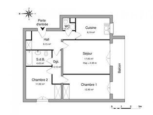 Annonce location Appartement au calme ermont