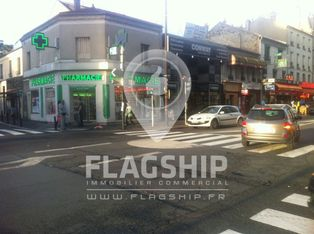 Annonce location Local commercial avec terrasse montreuil