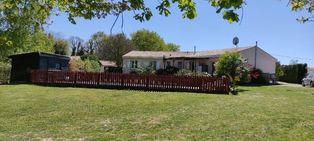 Annonce vente Maison avec terrasse saint-palais-de-négrignac