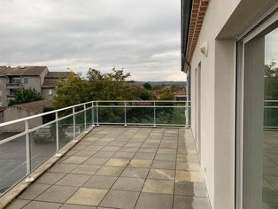Annonce location Appartement avec terrasse ruoms