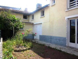 Annonce location Appartement avec garage jaunay-clan