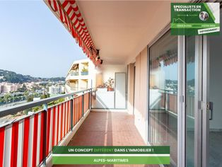 Annonce vente Appartement avec cave cagnes-sur-mer