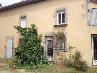 Annonce vente Maison avec grenier étang-sur-arroux